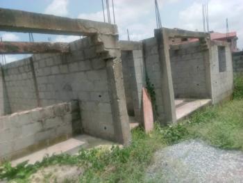 an Off Plan 4 Units of Mini Flats & 2 Bedroom Flats, Ipaja, Lagos, Block of Flats for Sale