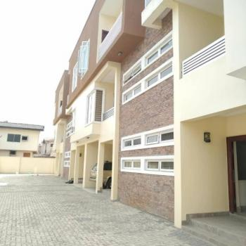 a Newly Built and Tastefully Finished 4 Bedroom Terrace Duplex+ Bq, Opebi, Ikeja, Lagos, Terraced Duplex for Sale