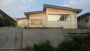 a Vacant Storey of Detached Duplex House on Full Plot, Airways Side, Apapa, Lagos, Detached Duplex for Sale
