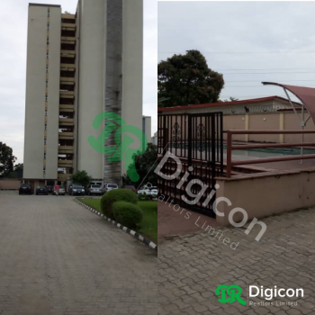 2 Bedroom Flat with Functional Facilities, Eric Moore, Surulere, Lagos, Flat for Sale