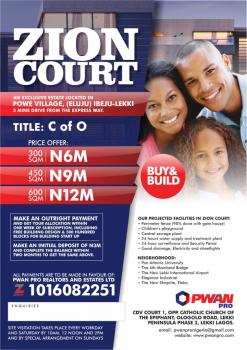 Land, Eluju, Ibeju Lekki, Lagos, Mixed-use Land for Sale