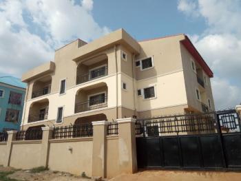 Very Spacious 3 Bedroom Flat, After Kado Fish Market, Behind Efab Estate, Life Camp, Gwarinpa, Abuja, Flat for Rent