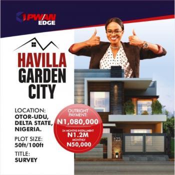 Estate Land, Udu, Delta, Residential Land for Sale