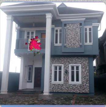4 Bedroom Detached Duplex with a Bq, Lekki Conservation Till Gate, Lekki Expressway, Lekki, Lagos, Detached Duplex for Sale