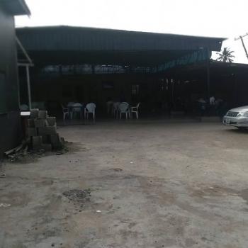 an Open Restaurant and Bar, Council Bus Stop Ikotun-idimu Road, Idimu, Lagos, Restaurant / Bar for Rent
