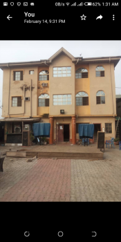 Hotel with Deeds, Survey & All Receipts, Alafia Bus Stop, Opp Guo Motor Park, By Oando Filling Station,  Amukoko, Orile, Lagos, Hotel / Guest House for Sale