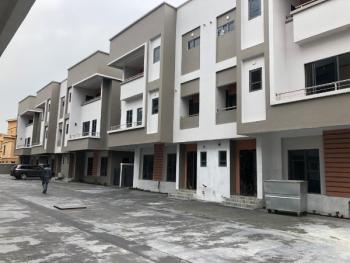Beautifully Built 4 Bedroom Terrace Duplex with a Bq and a Swimming Pool, Oniru, Victoria Island (vi), Lagos, Terraced Duplex for Sale