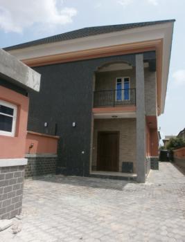 Three (3) Bedroom Semi Detached Duplex, Lekki Phase 1, Lekki, Lagos, Semi-detached Duplex for Rent
