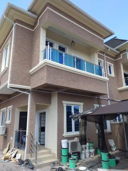 Exclusively Designed 4 Bedroom Detached Duplex, Survey Road, Maplewood Estate, Oko-oba, Agege, Lagos, Detached Duplex for Rent