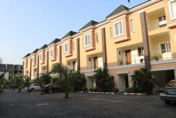 Well Located and Nicely Finished 4 Bedroom Terrace Houses, Osapa, Lekki, Lagos, Terraced Duplex for Sale