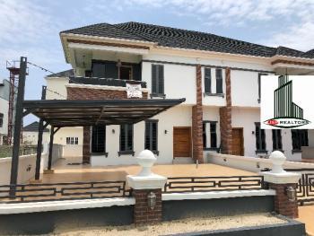 Brand New 4 Bedroom Duplex with a Room Bq, Ikota Villa Estate, Lekki, Lagos, Semi-detached Duplex for Sale