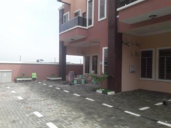 Serviced 4 Bedroom Terrace Duplex with Excellent Finishing, Chevy View Estate, Lekki, Lagos, Terraced Duplex for Sale