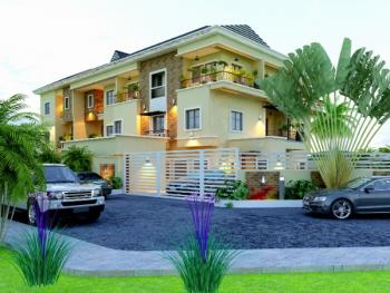 4 Bedroom Terrace House with Exclusive Compound, Hameed Kasumu Street, Parkview, Ikoyi, Lagos, Terraced Duplex for Sale