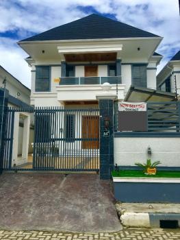 Luxuriously Built and Finished 5br Detached Duplex +1 Rm Bq. Remarkable Finish, Osapa, Lekki, Lagos, Detached Duplex for Sale