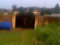 Land Fenced With Gate Measured 1450 Square Metre, Samonda, Ibadan, Oyo, Land For Sale