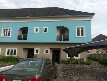 Luxury Furnished 3 Bedroom Terrace, Lekki County Estate, Ikota Villa Estate, Lekki, Lagos, Terraced Duplex for Rent