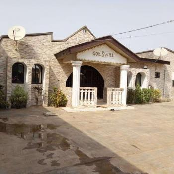 New 4 Bedroom Bungalow on Full Plot of Land, Ayobo, Ipaja, Lagos, Detached Bungalow for Sale