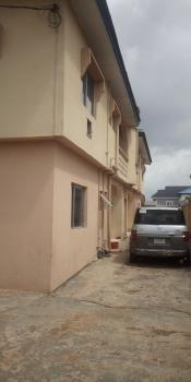 a Modern Day Building of Block of 4 Flats of 2 Numbers of 3 Bed Upstairs and 2 Numbers of 2 Bedroom Flat Down Stairs with a Mini Flat, Genesis Estate, Aboru, Ipaja, Lagos, Block of Flats for Sale