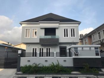 Tastefully Built 5 Bedroom Detached with a Room Bq, Osapa, Lekki, Lagos, Detached Duplex for Sale