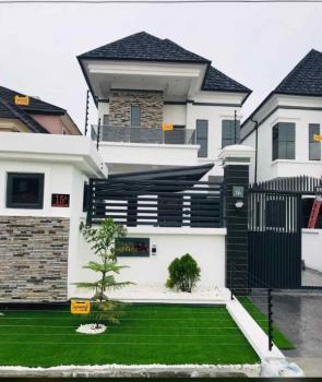 Brand New 4 Bedroom Fully Detached Duplex with a Bq, Chevron Drive, Chevy View Estate, Lekki, Lagos, Detached Duplex for Sale