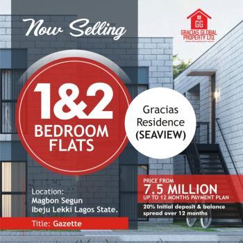 2 Bedroom Flats, Magbon Segun, Ibeju, Lagos, Block of Flats for Sale
