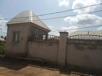 2 Bedroom Bungalow Edifice, Behind Detym Lounge and Ushafa Plaza, Ushafa, Bwari, Abuja, Detached Bungalow for Sale