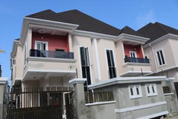 Brand New, Exquisite and Superbly Finished 4 Bedroom Semi-detached Duplex with Boys Quarter, Chevron Estate, Lekki, Lagos, Semi-detached Duplex for Sale