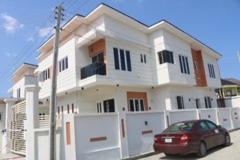 Brand New, Tastefully and Superbly Finished 4 Bedroom Semi-detached House with Boys Quarter, Thomas Estate, Ajah, Lagos, Semi-detached Duplex for Sale