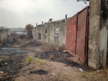 50% Completed Fish Production and Processing Company on Over 1 Acre, Adjacent New Sawmill, Toll Gate, Lagos – Ibadan Expressway, Ibadan, Oyo, Factory for Sale