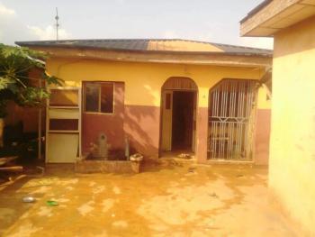 3 Bedroom in Front and 4 Bedroom Behind on Half Plot of Land, Ayobo, Ipaja, Lagos, Detached Bungalow for Sale