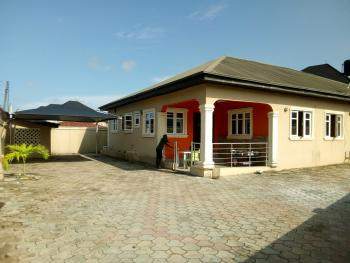 Spacious 4 Bedroom Bungalow with an Excellent Facility, Marshy Hill Estate Akins Bus Stop, Ado, Ajah, Lagos, Detached Bungalow for Rent