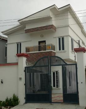 5 Bedroom Detached Duplex with Bq, Off Orchad Road, Lafiaji, Lekki, Lagos, Detached Duplex for Rent