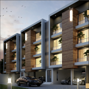9 Units of Urban 2 Bedroom Apartments., Ikate Elegushi, Lekki, Lagos, Flat for Sale