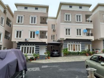 5 Bedroom Terraced Duplex with 2 Room Bq, Guzape District, Abuja, Terraced Duplex for Sale