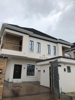 Nicely Built 4 Bedroom Semi Detached Duplex with Bq, Ikota Villa Estate, Lekki, Lagos, Semi-detached Duplex for Sale