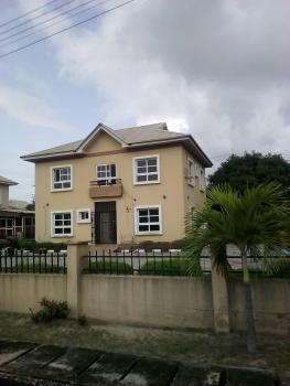 4 Bedroom Detached Duplex with Bq, Northern Foreshore Estate, Chevron, Lekki, Lagos, Detached Duplex for Sale