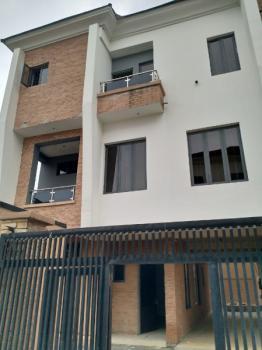 Luxury 4 Bedroom Terrace Duplex with 2 Rooms Bq, Parkview, Ikoyi, Lagos, Terraced Duplex for Rent