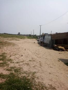 Firm Land Measuring 4 Hectares in Size with Perimeter Fencing and Gates,  Dried Etc, Ilasan Road, Off Lekki-epe Expressway, Ilasan, Lekki, Lagos, Mixed-use Land for Sale