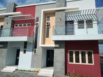 Tastefully Finished 4 Bedroom Terraced Duplex, Ilasan, Lekki, Lagos, Terraced Duplex for Sale