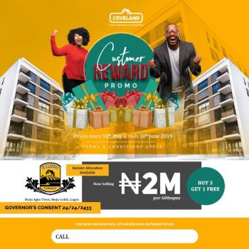 for Sale: Land with Governors Consent in Ibeju Lekki, Ibeju Agbe Town, Akodo Ise, Ibeju Lekki, Lagos, Residential Land for Sale