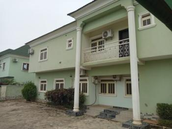 a Superbly Finished Standard Duplex with Large Compound, Carports, Air-conditioning Etc, Close to Sunnyvale Estate, Dakwo, Abuja, Detached Duplex for Rent