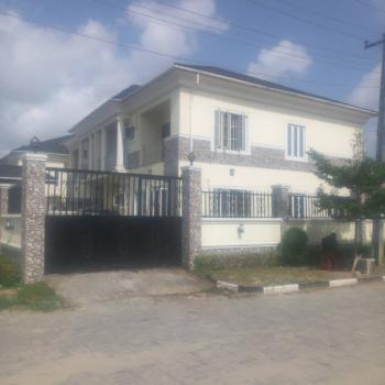 Three Bedroom Semi Detached Duplex with Bq, Silver Point Estate, Badore, Ajah, Lagos, Semi-detached Duplex for Sale