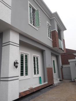 Exclusively Built Detached Duplex, Osapa, Lekki, Lagos, Detached Duplex for Sale