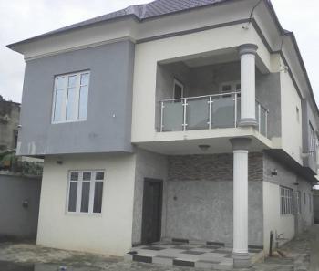 Standard 4 Bedroom Detached Duplex, Ipaja, Lagos, Detached Duplex for Sale