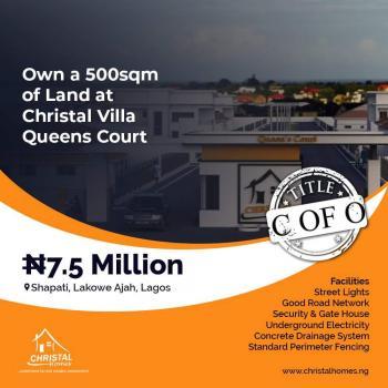 Plots of Land, Shapati, Opposite Beachwood Estate, Bogije, Ibeju Lekki, Lagos, Residential Land for Sale