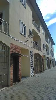 Luxury 4 Bedroom Terrace with a Study and Bq, Off Alpha Beach Road, Igbo Efon, Lekki, Lagos, Terraced Duplex for Rent