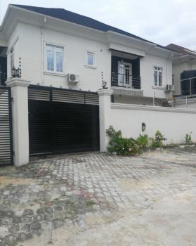 Well Finished 5 Bedroom Semi-detached House with Bq, Oba Amuse Adebambo Avenue., Osapa, Lekki, Lagos, Semi-detached Duplex for Sale