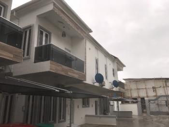 Brand New and Serviced 4 Bedroom Semidetached Duplex, Opposite Chevron, Lafiaji, Lekki, Lagos, Semi-detached Duplex for Sale