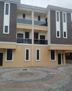 Tastefully Finished 4 Unit 5 Bedroom Semi--detached House with Bq, Chike Mba Street, Osapa, Lekki, Lagos, Semi-detached Duplex for Sale