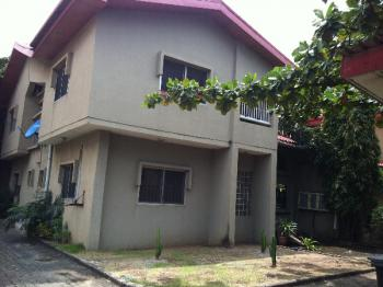 a Spacious Four Bedroom Fully Detached Duplex with Two Rooms Bq in a Fenced and Gated Compound Within a Serene Estate, The Estate Is Along a Tarred Road -  Oba Yesufu Abiodun Road, Oniru., Oniru, Victoria Island (vi), Lagos, Detached Duplex for Rent